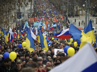 Rusia ocupa Crimeea - ce pot sa faca ucrainenii din Romania Interviu