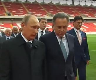 Rusia planuia sa isi dopeze fotbalistii la Campionatul Mondial din 2018 - presa