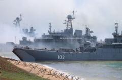 Rusia se pregătește de noi exerciții militare în Crimeea