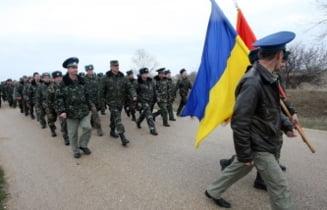 Rusia se pregateste de razboi? Manevre militare la granita cu Ucraina