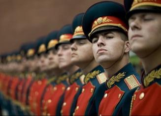 Rusia se pregateste pentru un razboi in toata regula, sustin expertii unui institut suedez
