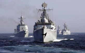 Rusia si China vor face exercitii militare comune in Mediterana si Pacific