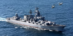 Rusia si-a testat rachetele de croaziera Vulkan, pentru prima data in Marea Neagra VIDEO
