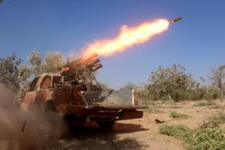 Rusia spune ca a impiedicat un atac masiv al NATO, cu peste 600 de rachete, impotriva Siriei