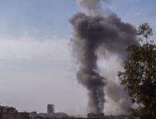 """Rusia sustine ca atacul chimic din Siria este o inscenare. Putin face apel la """"bun simt"""" in relatiile internationale"""