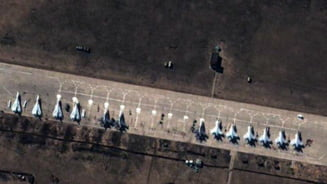 Rusia sustine ca fotografiile NATO cu trupele de la granita Ucrainei sunt din 2013