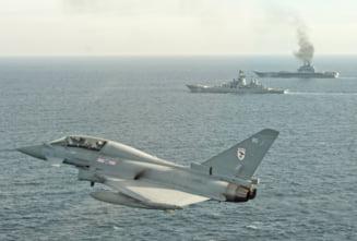 Rusia trimite inca doua nave de razboi in Marea Neagra. Miscarile de trupe vin pe fondul relatiilor tensionate cu Occidentul si Ucraina