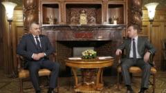 Rusia vrea intensificarea relatiilor cu Republica Moldova. Ce au discutat premierii celor doua tari, la Moscova