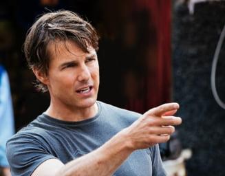 Rusia vrea sa-l impiedice pe Tom Cruise sa devina primul actor care joaca in spatiu