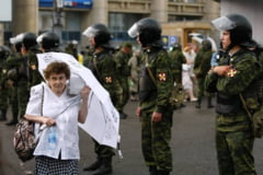Rusii au adus ploaia peste manifestantii anti-Putin, acuza un parlamentar