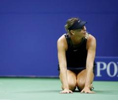 Rusii exulta dupa victoria Sharapovei: Maria s-a intors!