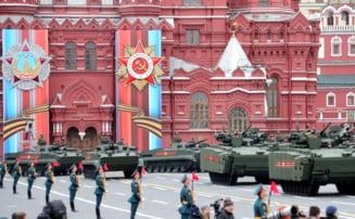Rusii neaga ca folosesc cele mai mari exercitii militare de la incheierea Razboiului Rece pentru o noua invazie