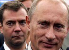 Rusii nu cred ca Medvedev conduce tara