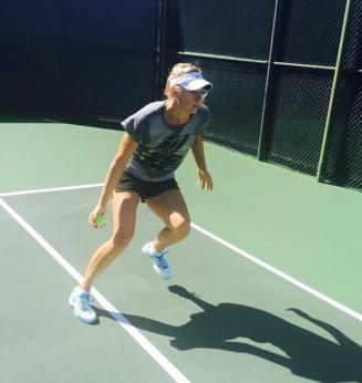 Rusii reactioneaza dur dupa suspendarea Mariei Sharapova: O prostie!