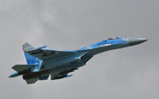 Rusii reprofileaza aeronavele Su-34. Echipajele bombardierelor vor invata si lupta aeriana
