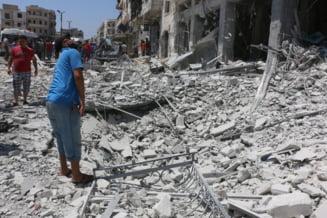 Rusii se pregatesc sa atace din nou in Siria: 3 milioane de oameni sunt amenintati