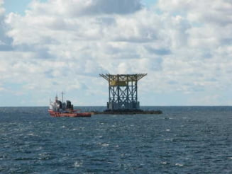 Rusii vor sapa dupa petrol in Marea Neagra