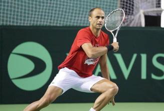 Rusine istorica: Marius Copil, invins de un tenismen de pe locul 546 ATP in Cupa Davis