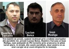 Rusinos: trei preoti scosi din biserica