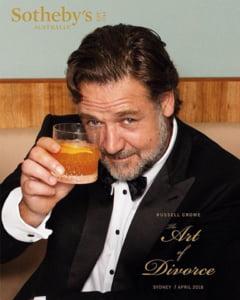 Russell Crowe a facut o licitatie ca sa aiba bani de divort: A castigat milioane de dolari (Video)