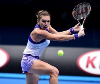 Rusul care a jignit-o grosolan pe Serena Williams vorbeste despre Simona Halep
