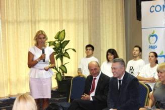 Ruxandra Dragomir, aleasa presedinte al organizatiei de femei a PMP