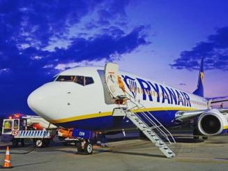 """Ryanair anunta ca va anula """"multe dintre, daca nu chiar toate"""" zborurile sale"""