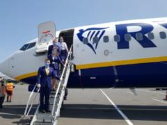 Ryanair continua zborurile catre si dinspre Marea Britanie, chiar daca autoritatile de la Londra au introdus carantina obligatorie de 14 zile