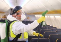 Ryanair reia zborurile din 1 iulie, insa cu restrictii drastice: Pasagerii trebuie sa ceara voie sa mearga la toaleta