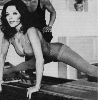 Sălile de fitness în anii 1940. Femeile făceau mișcare pe tocuri, coafate VIDEO