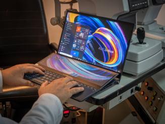 Sănătatea ochilor tăi, grijă prioritară pentru laptopurile ASUS ZenBook cu ecrane OLED