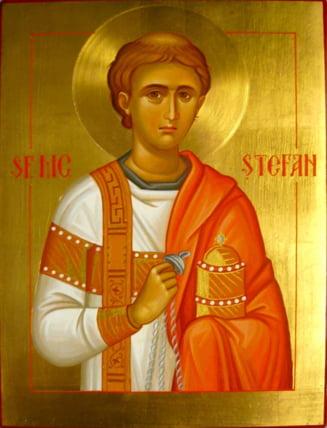 Sărbători religioase - 2 august. Aducerea moaștelor Sfântului Ștefan, celebrată de români