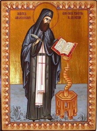 Sărbători religioase - 5 august. Sfântul Cuvios Ioan Iacob de la Neamţ, celebrat de români