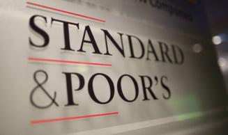 S&P a reconfirmat ratingul Romaniei la BB+