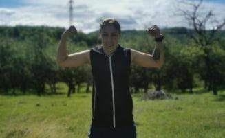 S-a antrenat in livada si a ajuns la Olimpiada. Povestea singurei pugiliste din Romania care va concura la Tokyo