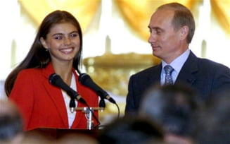 S-a casatorit Putin cu gimnasta Alina Kabaeva? Gestul care te pune pe ganduri (Foto)