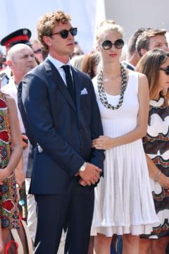 S-a casatorit fiul cel mic al printesei Caroline de Monaco - mireasa a fost model