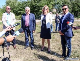S-a dat startul lucrarilor de construire a ANL-urilor pentru specialistii din domeniul sanatatii, care vor lucra la Giurgiu (FOTO)