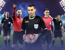 S-a decis cine va arbitra marele derbi dintre CFR Cluj si FCSB