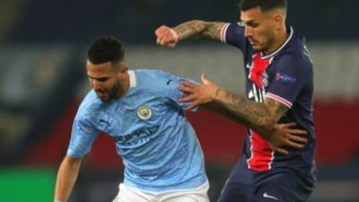 S-a decis prima finalista a Ligii Campionilor. Cum s-a incheiat batalia decisiva dintre Manchester City si PSG