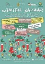 "S-a deschis ""Winter Bazaar"", targul cadourilor de Mos Nicolae!"