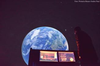 S-a deschis cel mai mare planetariu din Romania (Foto)