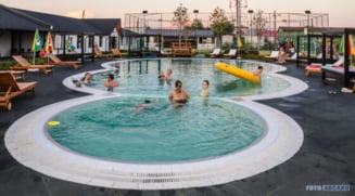 "S-a deschis piscina de la Complexul ""Metropolitan""! (FOTO)"