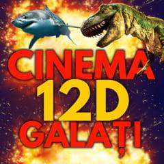 S-a deschis primul cinematograf 12D din tara: Scaunele vibreaza in functie de actiune, se simt focul, fulgerul si zapada (Video)