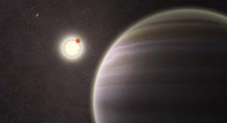 S-a descoperit o planeta gigant, cu 4 sori