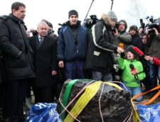 S-a gasit o bucata uriasa din meteoritul care a ranit 1600 de oameni