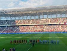 S-a inaugurat stadionul Steaua, care a costat 100 milioane de euro. Cati spectatori au fost prezenti si ce facilitati are arena