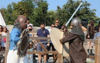 S-a incheiat Festivalul Medieval al Cetatii Severinului