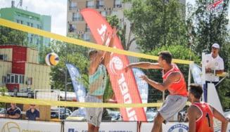 S-a incheiat a doua editie a turneului Constanta Beach Volleyball Tour