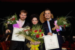 S-a incheiat in apoteoza Editia Jubiliara a Festivalului si Concursului Darclee 2015